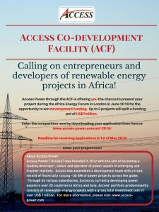 US$7 Million Prize to Fund African Renewable Energy Projects
