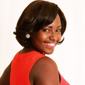 Queeny Wambui Mwangi is a fast-rising screen performer in Kenya's coastal city, Mombasa