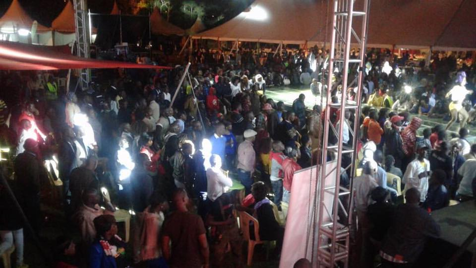 3rd Luo Festival was held at The Carnivore, Lang'ata Road, Nairobi, on July 9, 2016