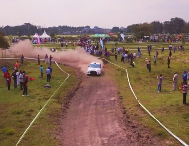 Liquid Telecom Kenya to livestream Kenya National Rally Championship from Voi at the Kenyan coast.