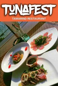 Tamarind Restaurant in Kenya's second largest city, Mombasa, says it is not only organising a TunaFest for you
