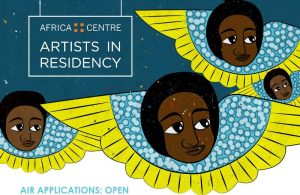 Artists In Residency Call for Africans