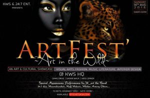 Nairobi National Park hosts Art Fest: Art In The Wild