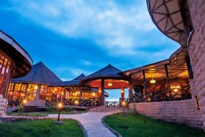 Lake Nakuru's Sopa Lodge