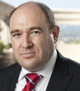 Pietro Calicchio, Industry leader of Hospitality & Gambling in charge of PwC Southern Africa