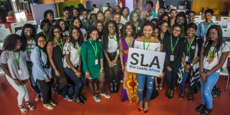 4-day conference organised by She Leads Africa in collaboration with Facebook in England