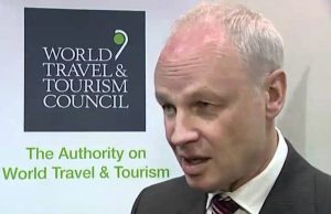 "David Scowsill calls on governments ""to continue to focus on the economic and social benefits of Travel & Tourism, and to work together with the private sector to combat some of the challenges we face."""