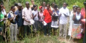 Prometra-Uganda's Forest School for Traditional Health Practitioners is honoured with a National Heritage Award.