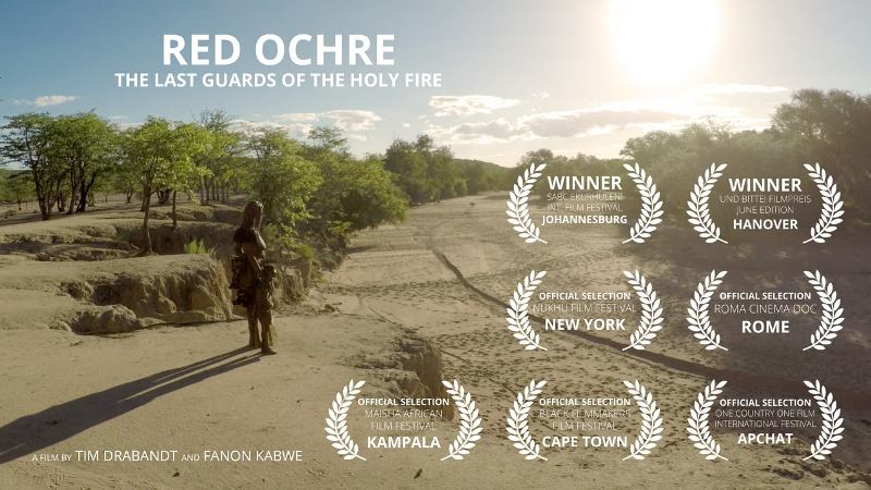 RED OCHRE: THE LAST GUARDS OF THE HOLY FIRE by Tim Drabandt & Fanon Kabwe, Germany/ Nambia, 2016