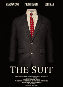 South African Jarryd Coetsee's THE SUIT