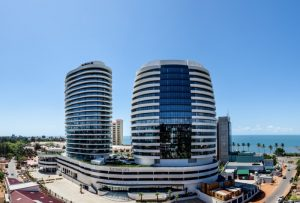Radisson Blu Hotel and Residence in Maputo, Mozambique.