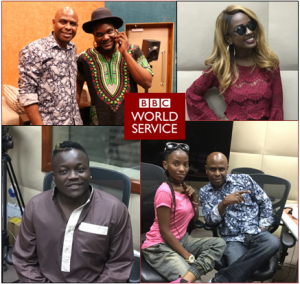 Tanzania's Bongo Flava music is aired on BBC World Service's Global Beats programme.