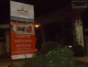 Local Cultures are exhibited at Nairobi National Museum in Kenya's capital.