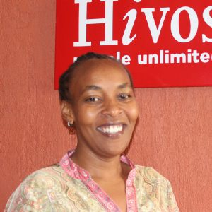 Nyambura Gathumbi is Hivos East Africa Programme Manager for Women's Empowerment and Sexual Rights and Diversity