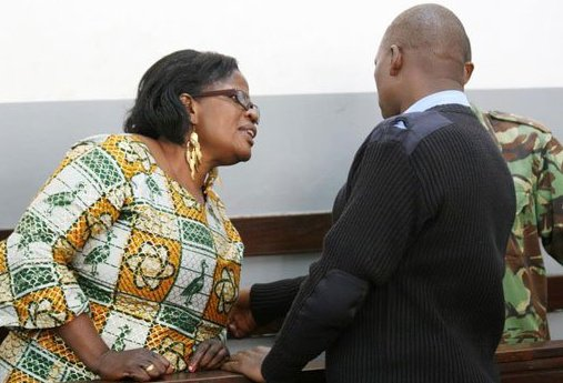 Mary Deya was sentenced to three years in prison for stealing a baby and giving false information to a doctor by a Kibera court on January 28, 2011.