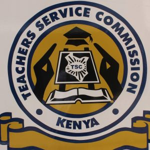 Teachers Service Commission hires teachers for public schools in Kenya.