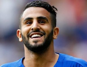 Riyad Mahrez is the African Player of the Year in 2016.