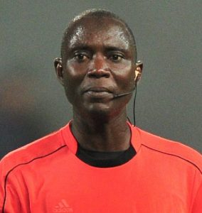 Bakary Papa Gassama of The Gambia won the CAF Referee of the Year award.