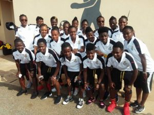 Black Queens of Ghana drew with Nigeria's Super Falcons 1-0 and beat Kenya's Harambee Starlets 3-1.