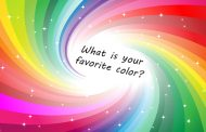 What's The World's Favourite Colour?