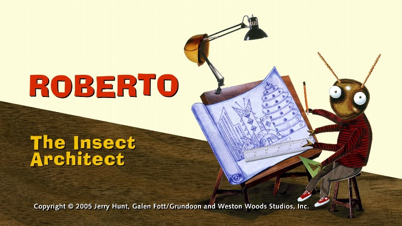 Roberto the Insect Architect, an animated film from United States of America, encourages children to follow their dreams. This film and another titled Max's Words, are popular with children and youth at Lola Kenya Screen in Nairobi where they have played to full capacity.