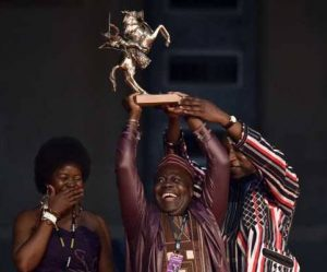 Africa Awards Best Movie Practitioners in 2017