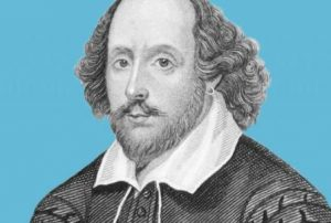 Left-handed William Shakespeare rose to become one of the most loved playrights of all time.