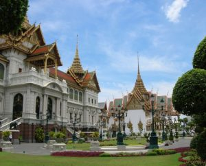Bangkok, Thailand's capital city and a shopping haven with accommodation ranging from three to five star hotels