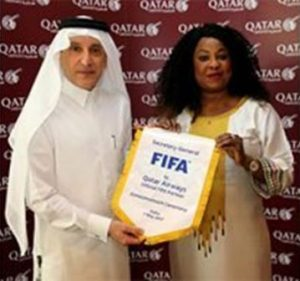 Qatar Airways Lands Ground-Breaking FIFA Sponsorship Package