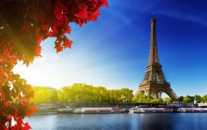 Paris, a global centre for architecture, art, fashion, gastronomy and culture.