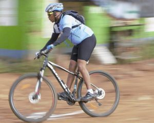 Nurturing triathlon in Kenya