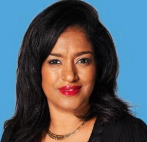 Esther Muthoni Passaris is running for Nairobi City County's Women's Representative seat in Parliament