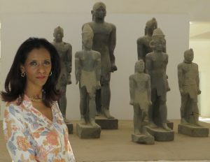 , Zeinab Badawi, travels to the land of her birth to discover some of Africa's most treasured history.