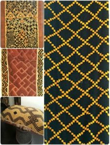 Textiles in Africa are a major art form and a source of intrigue and inspiration to fashion and fabric designers.