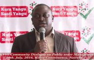 Kenya Represses Civil Society Organisations