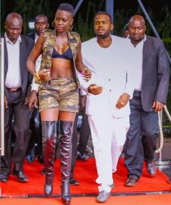 Akothee, Madam Boss, the President of the Single Mothers, urges women to get off their pity party and stand for their rights