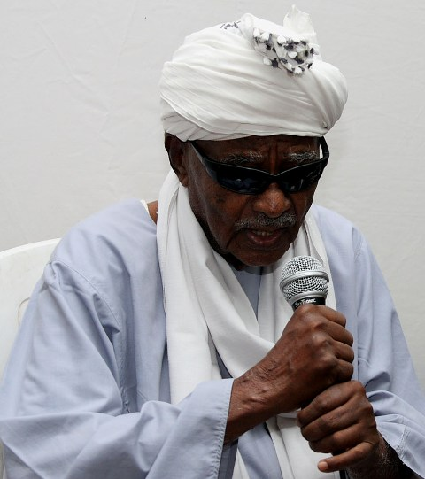 Pioneer Sudanese Filmmaker Wins Lifetime Achievement Award