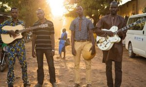 Musicians in conflict-stricken African countries--Sudan, South Sudan, Somalia, northern Nigeria, Chad, Mali and Niger--are invited to apply for touring support by September 10, 2017.