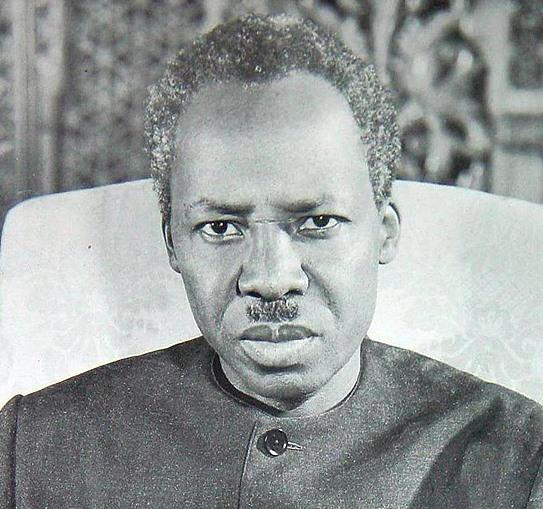 Julius Nyerere, President, Tanganyika/Tanzania