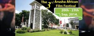 3rd arusha african film festival