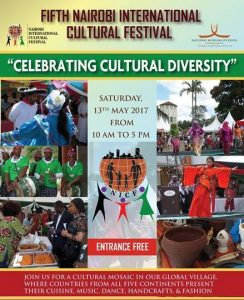 Nairobi International Cltural Festival celebrates diversity
