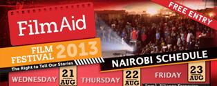 7th film aid film festival