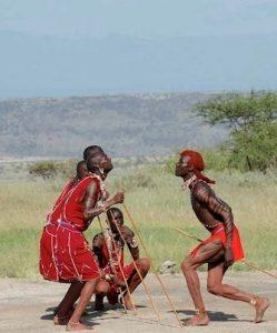 Maasai dance and Contemporary African dance through the dances of Kenya