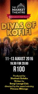 Market Theatre hosts Divas Of Kofifi
