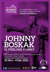 Johnny Boskak is Feeling Funny