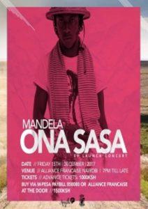 Mandela launches Ona Sasa