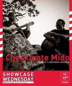 Alliance Francaise presents Showcase Wednesday with Mido