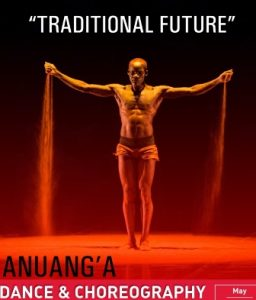 Fernando Anuang'a is inspired by Maasai songs and ancestral memory