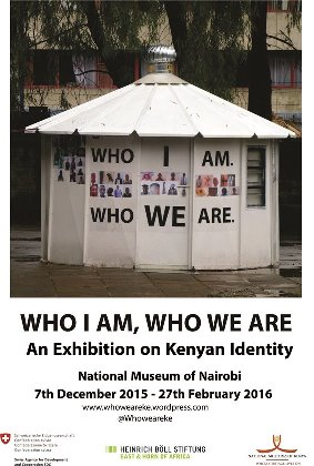 Who I Am, Who We Are project has collected archival material in various part of Kenya