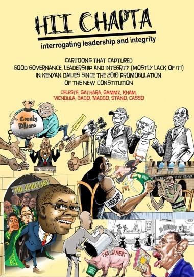 Artists 'Politic', Interpret Kenya Constitution